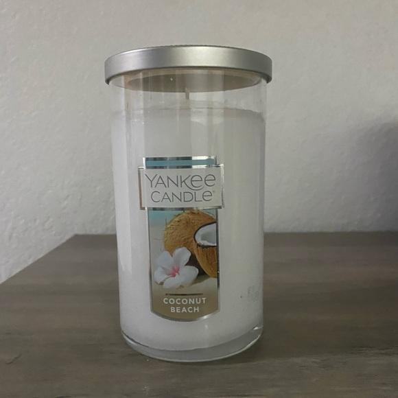 Yankee Candle- Coconut Beach